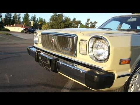 1979 Toyota Cressida Lexus 55k Original Miles MINT 1 Owner