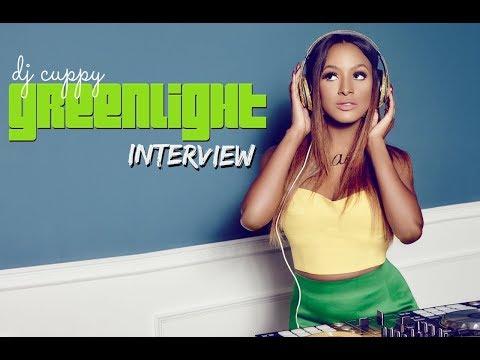 DJ Cuppy GREENLIGHT Interview!