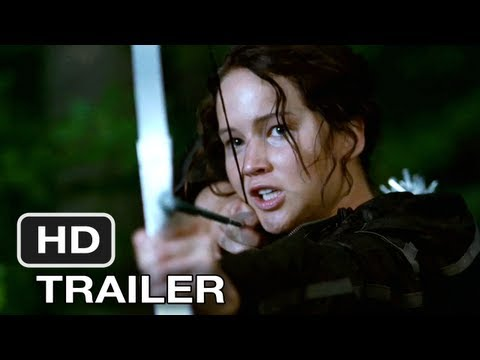 The Hunger Games (2012) Official Movie Trailer 1080p HD