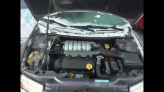 Chrysler Stratus lx 1995 год.wmv