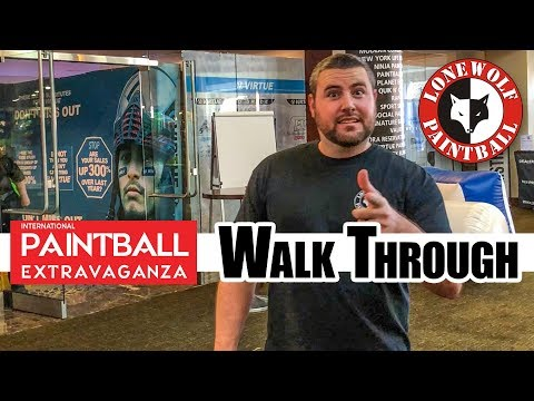 2018 Paintball Extravaganza Walk Through Tour   Lone Wolf Paintball