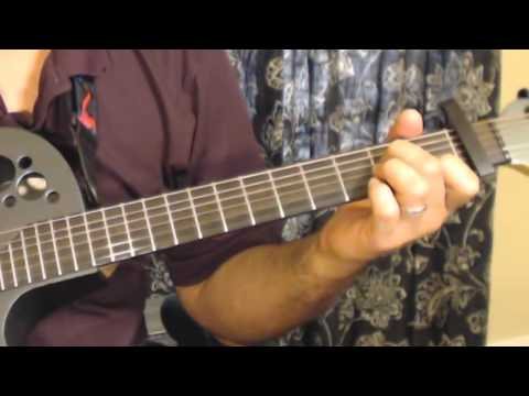 Guitar Tutorial - The Eagle Will Rise Again - Alan Parsons Project.wmv