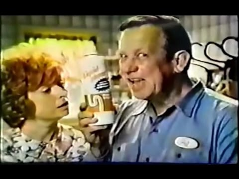 Liquid-Plumr Commercial With Allan Melvin (1974)