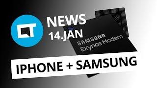 iPhone 11 com chip Samsung ou MediaTek; Celular enroláveis da LG e + [CT News]
