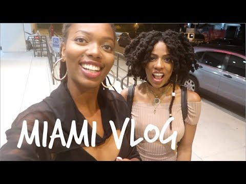 LIT MIAMI VLOG with Danielle Loxs