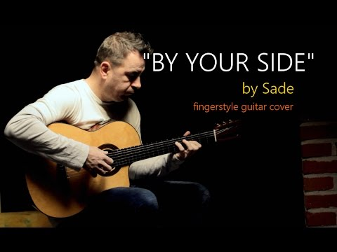 BY YOUR SIDE - Sade - fingerstyle guitar cover by soYmartino