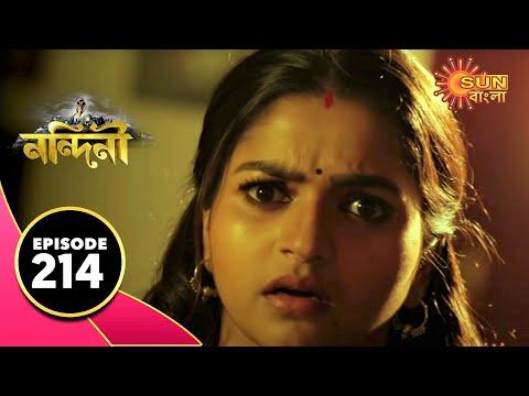 Nandini - Episode 214 | 26th March 2020 | Sun Bangla TV Serial | Bengali Serial