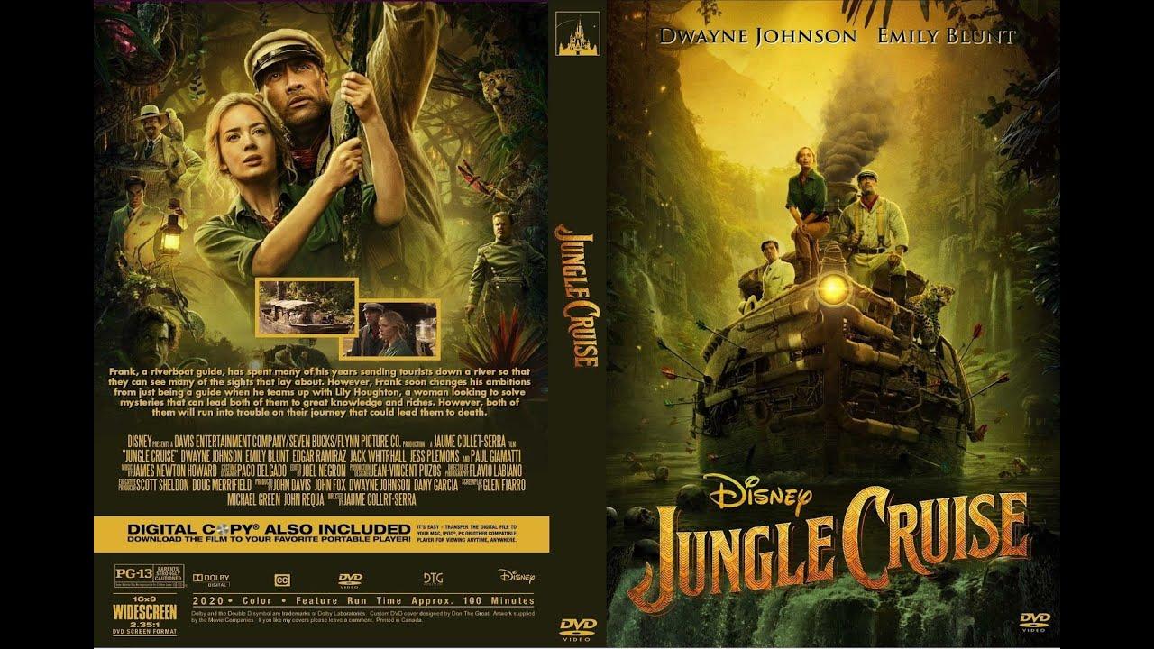 watch Jungle Cruise 123movies