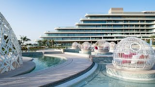 W Dubai-The Palm 5* - Дубай - ОАЭ - Новинка сезона - Полный обзор молодежного отеля
