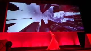 Chorégraphie & Interprétation Anne Rebeschini