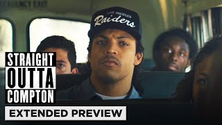 Straight Outta Compton | Ice Cube Meets the Crenshaw Mafia