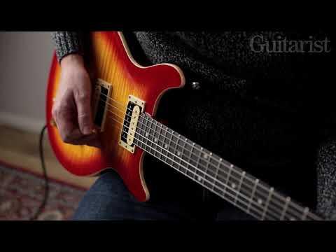 Supro Blues King 12 Demo
