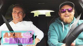 Auf dem Weg zu 100k Abonnenten   Danke für euer großartiges Feedback!   Axel & Matthias
