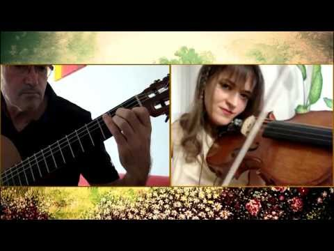 Braid; Downstream (Shira Kammen), violin & guitar cover by Seda BAYKARA & Wolfgang VRECUN
