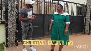 Christiana Awuni comedy - Nurse Awuni