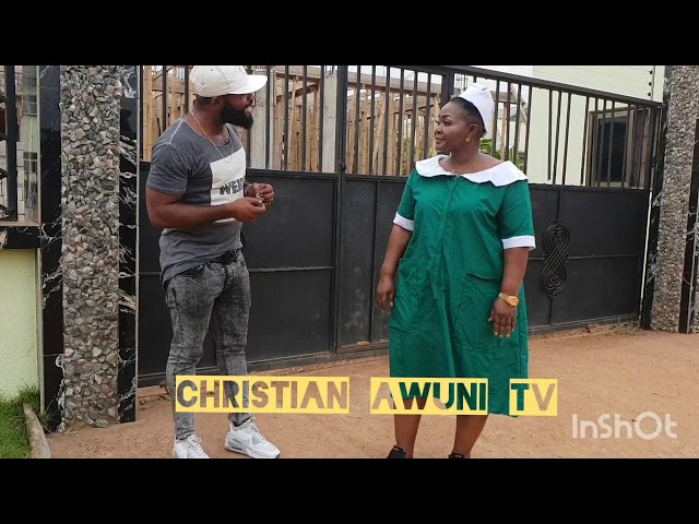 Christiana Awuni comedy - Nurse Awuni
