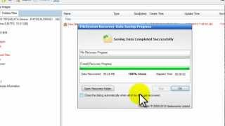 Data Recovery Software: Deleted File Recovery