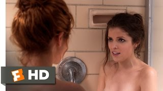 Pitch Perfect 210 Movie CLIP - Singing in the Shower 2012 HD