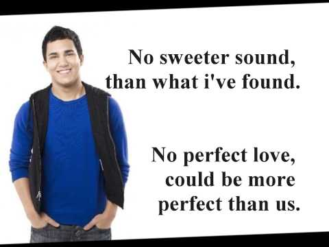 Big Time Rush - Music Sounds Better ft. Mann (Lyrics)