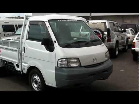 Mazda Bongo truck sold