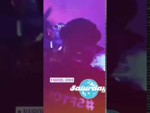 No More Beef? Wizkid Dances To Davido's 'IF' (WATCH VIDEO)