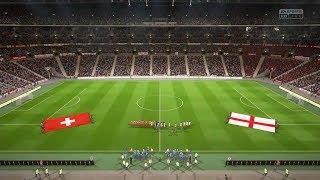 England vs Switzerland | International Friendly | Prediction (Simulation Match)