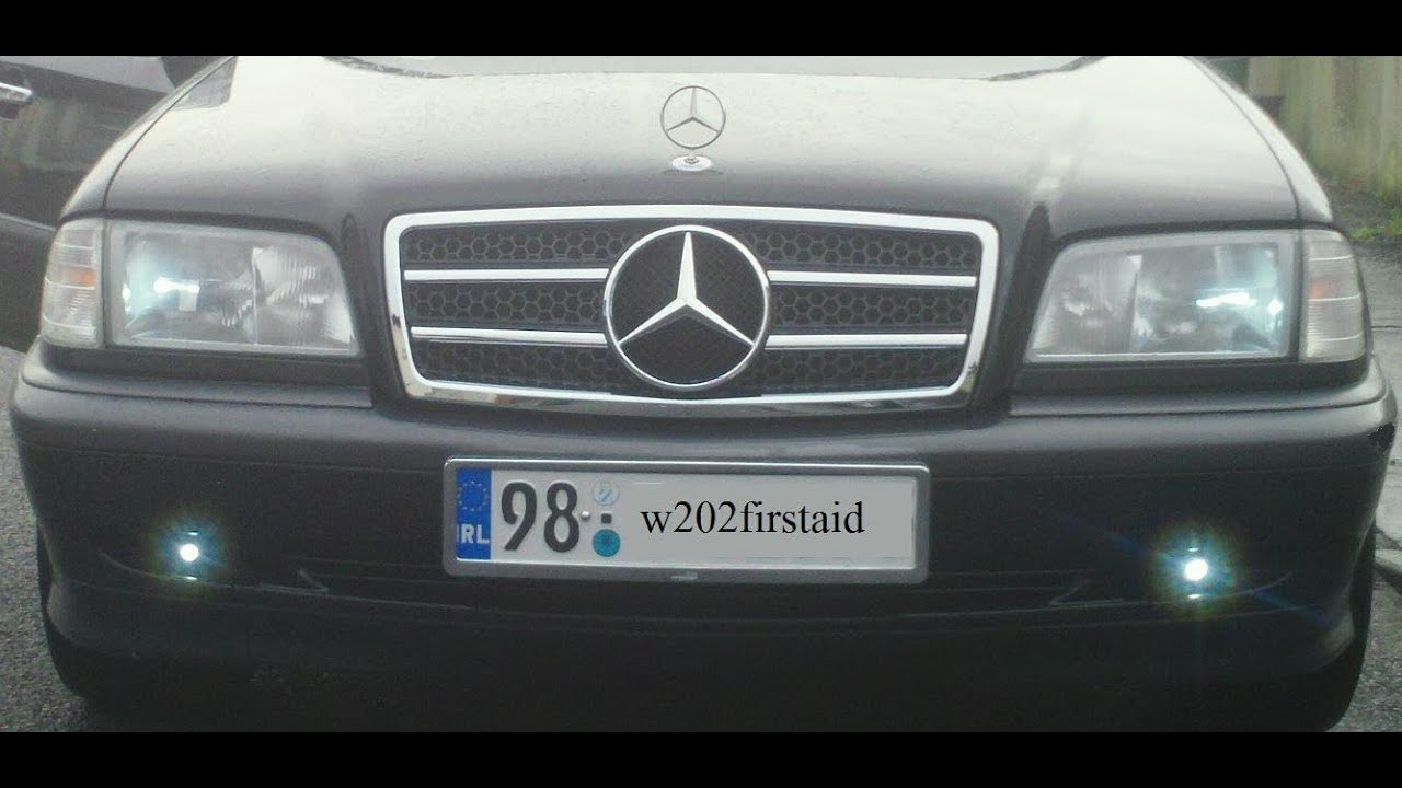 Amazing New Look How To Install New Amg Grill On