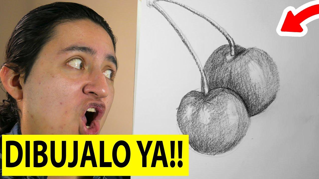 Dibujos de frutas a lapiz  Imagui