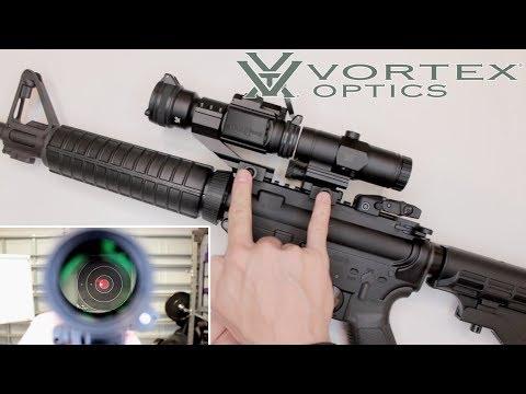 Vortex Strikefire 2 Review (Vortex Red Dot with Magnifier)