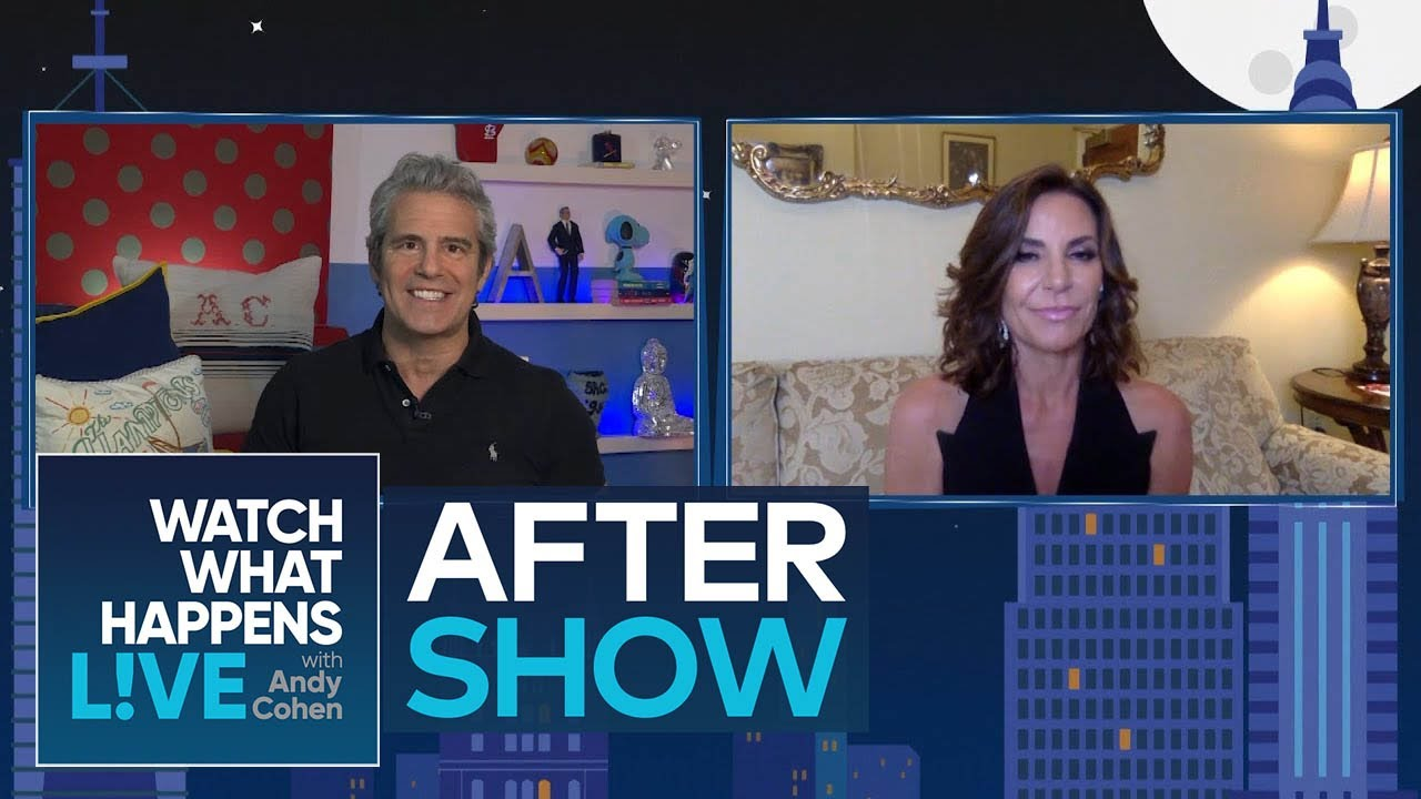 After Show: Does Luann de Lesseps Regret Chastising Bethenny Frankel? | WWHL