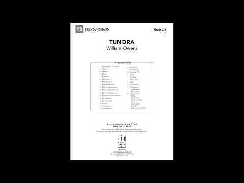 Tundra - William Owens