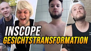 Inscope´s Gesichts Transformation... Das Lustigste Video mit den JUNGS!