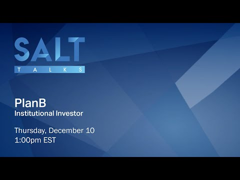 SALT Talks: PlanB | Institutional Investor