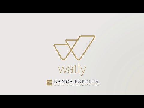 Evento Esperia; Watly, il computer made in Italy che vuole dissetare il pianeta