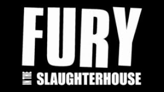 Fury In The Slaughterhouse: Radio Orchid (Lyrics Music Video) HD
