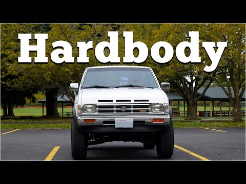 Regular Car Reviews: 1991 Nissan D21 Hardbody