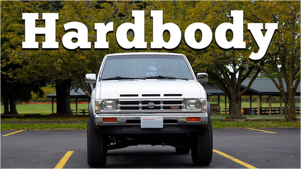Regular Car Reviews Nissan D21 Hardbody