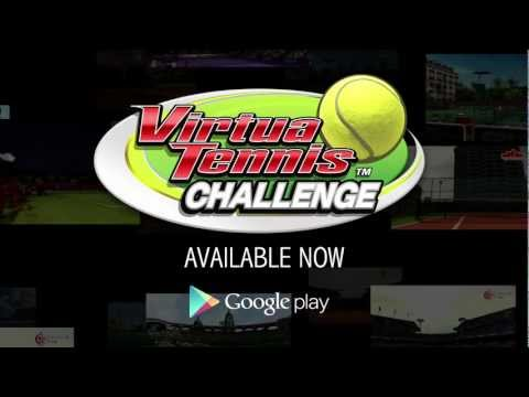 Virtua Tennis Challenge Gameplay Trailer