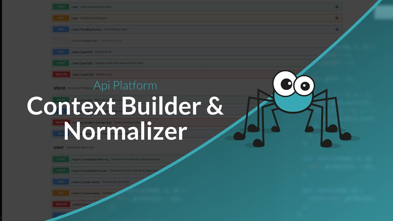 Découverte d'API Platform : Limiter les champs exposés