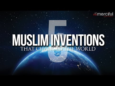 TOP 5 MUSLIM DISCOVERIES from YouTube · Duration:  2 minutes 31 seconds