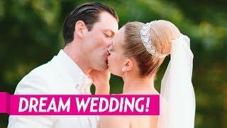 Inside Peta Murgatroyd and Maks Chmerkovskiy's Dream Wedding