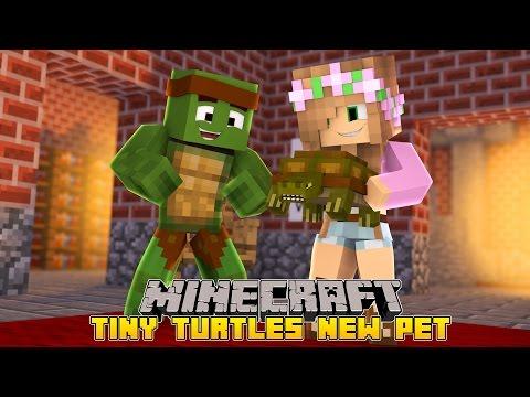 Minecraft - Little Kelly Adventures : TINY TURTLES NEW PET!