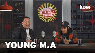 What's Ur Thing: Young M.A On Directing Porn, And Opening Her Dream Seafood Restaurant