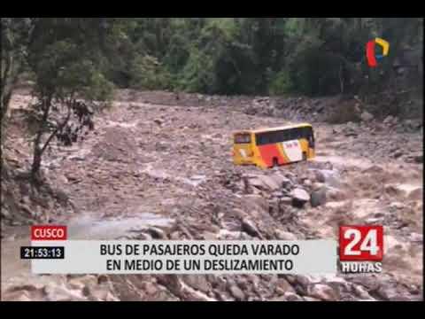 Junín: intensas lluvias provocaron el colapso de casas en Huancayo