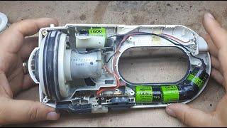 Good Repair Vacuum Cleaner Fixed - Şarjlı Süpürge Tamiri
