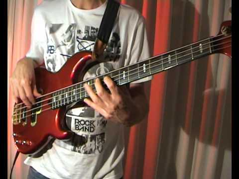 The Sugarhill Gang - Rapper's delight - Bass Cover