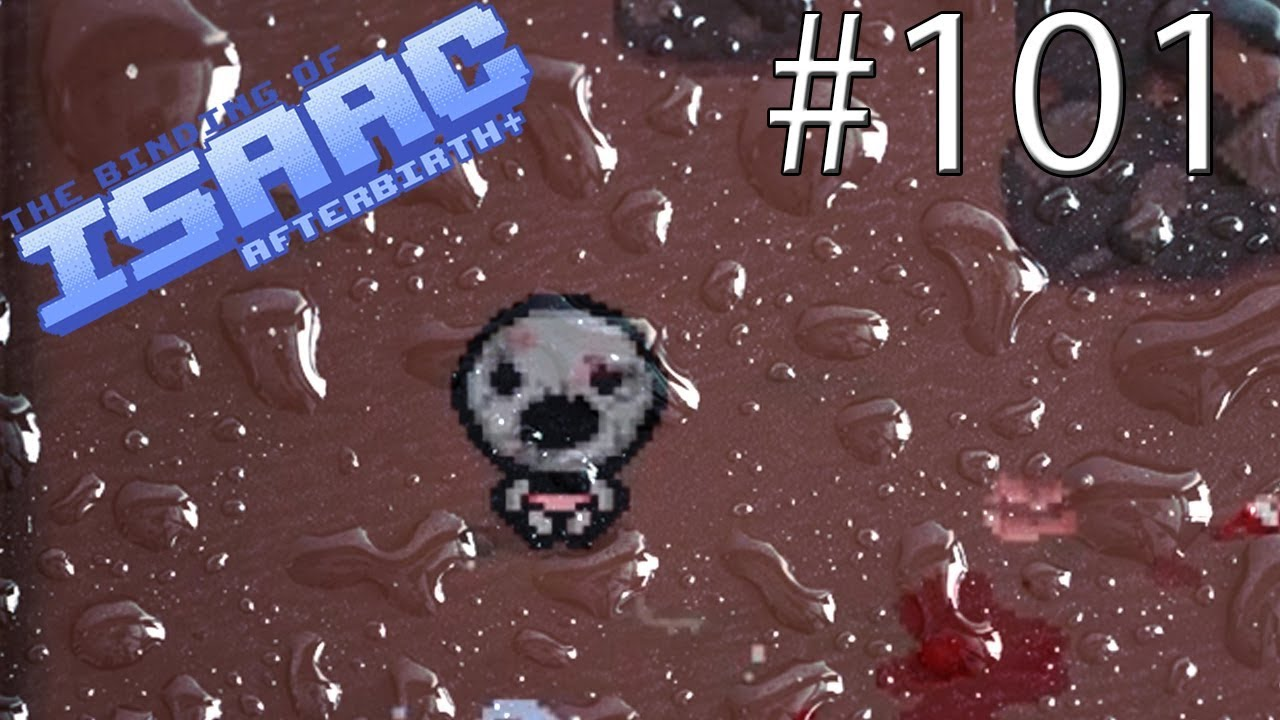 ŁZY ROZPACZY | The binding of Isaac Afterbirth+ #101