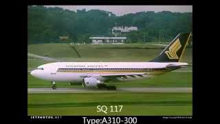Singapore Airlines Accidents