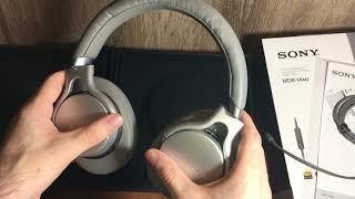 SONY MDR-1AM2 Kulaklık İncelemesi (Beklediğim gibi çıkmadı)