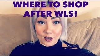 SHOPPING after WEIGHT LOSS SURGERY!  Where and what CLOTHES to BUY!